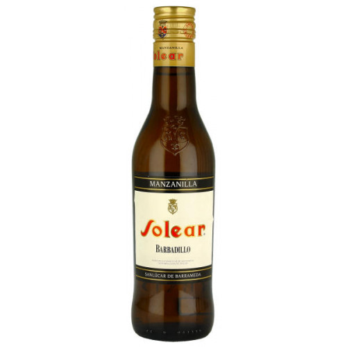 Manzanilla Solear Barbadillo Sherry 375ml