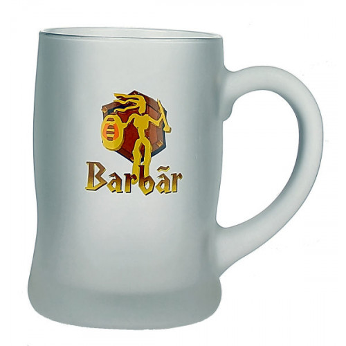 Barbar Tankard (Frosted)