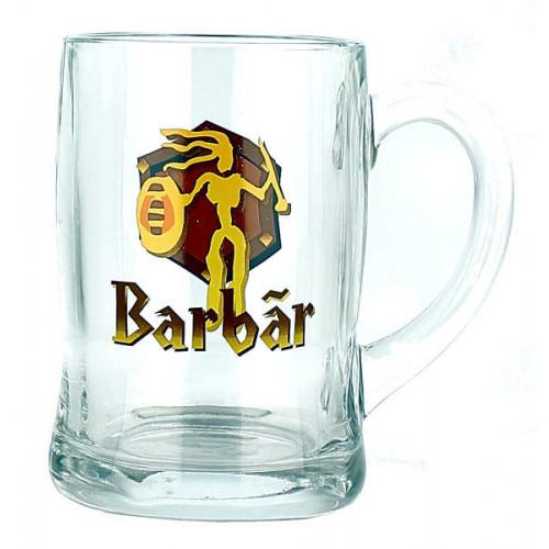 Barbar Tankard (Clear)