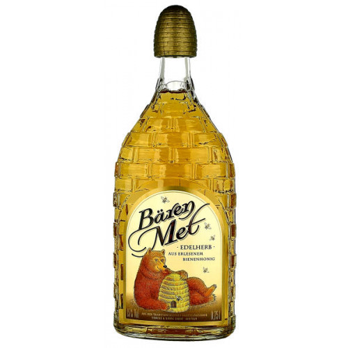 Barenmet Edelherb Honey Liqueur
