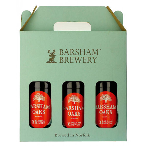 Barsham Oaks 3 Bottle Gift Pack