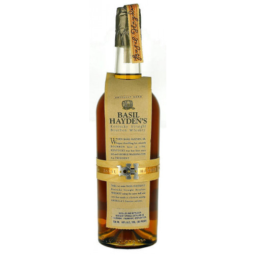 Basil Haydens Kentucky Straight Bourbon Whiskey