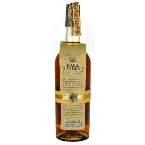 Basil Haydens Kentucky Straight Bourbon Whiskey