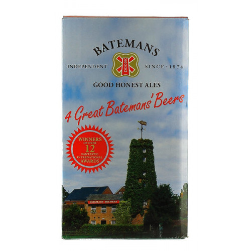 Bateman's 4 Bottle Gift Pack