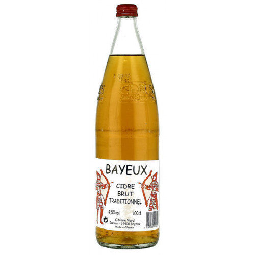 Bayeux Cidre Brut Traditionnel