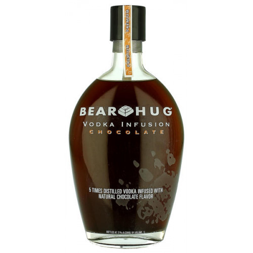 Bear Hug Vodka Infusion Chocolate