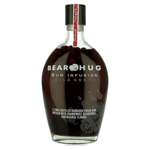 Bear Hug Rum Infusion Wild Berry