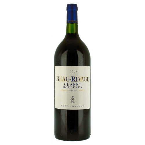 Beau Rivage Claret Bordeaux Magnum