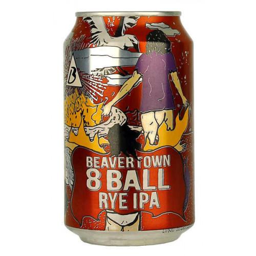 Beavertown 8 Ball Rye IPA (B/B Date 28/05/19)