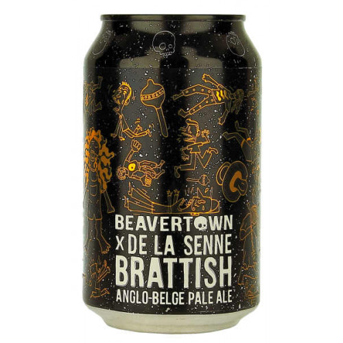 Beavertown/De La Senne Brattish