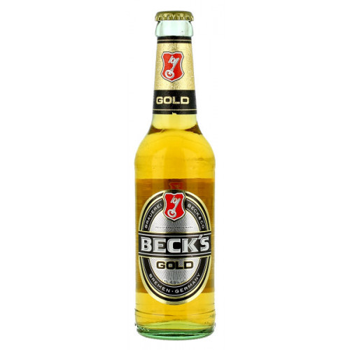 Becks Gold 500ml