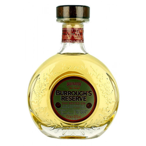 Beefeater Burroughs Reserve Oak Rested Gin
