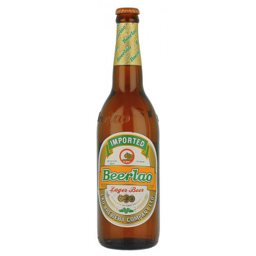 Beer Lao 640ml
