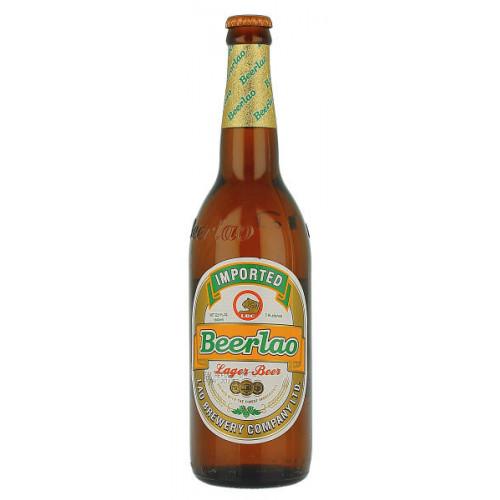 Beer Lao 640ml