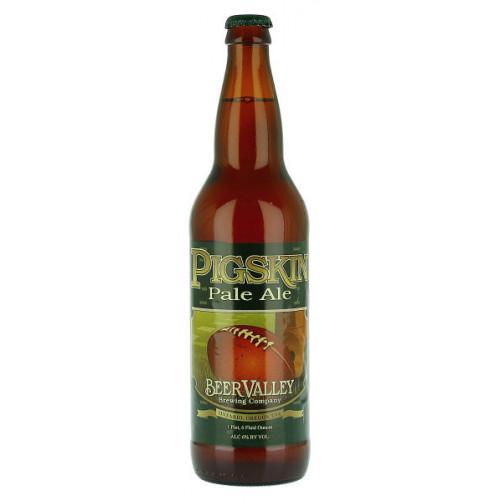 Beer Valley Pigskin Pale Ale
