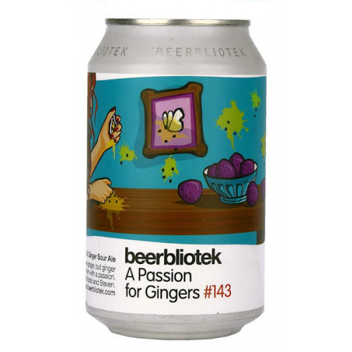 Beerbliotek A Passion for Gingers #143