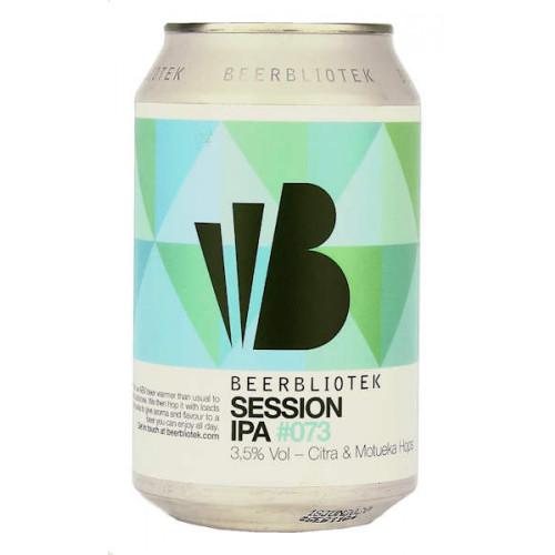Beerbliotek Session IPA #073