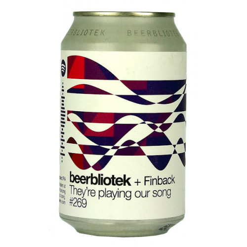 Beerbliotek/Finback They're Playing Our Song #269