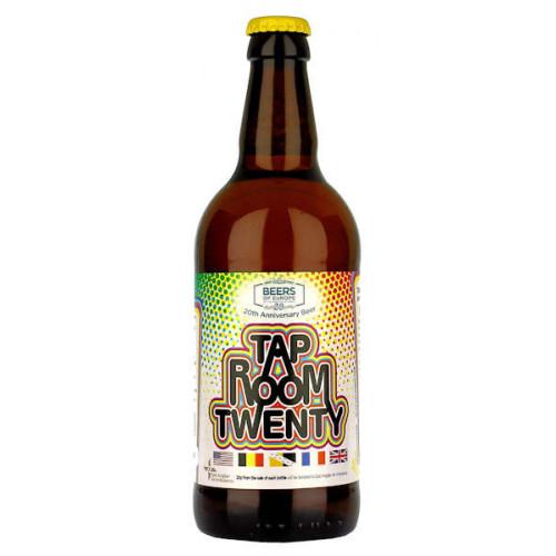 Beers of Europe Tap Room Twenty