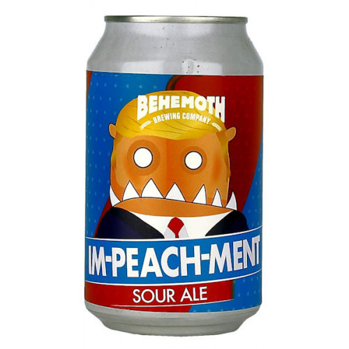 Behemoth Im-Peach-ment Sour Ale 330ml