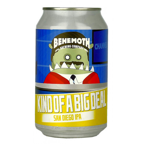 Behemoth Kind of a Big Deal 330ml