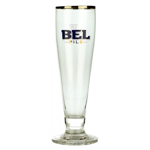 Bel Pils Pokal Glass 0.25L