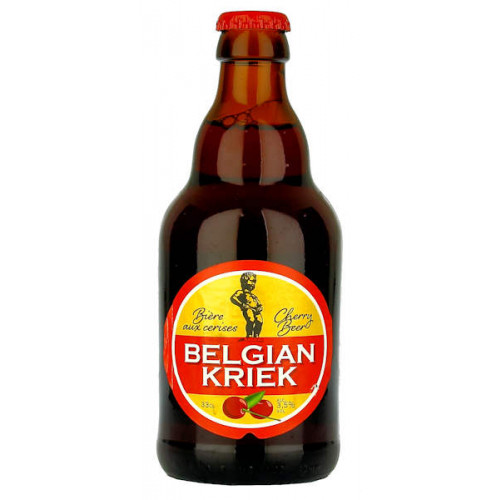 Belgian Kriek Stubby