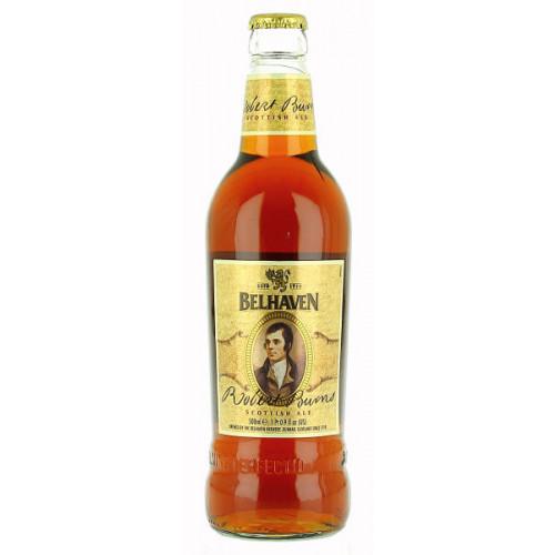 Belhaven Roberts Burns Ale