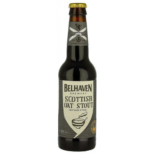 Belhaven Scottish Oat Stout