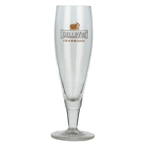 Belle Vue Framboise Flute Glass