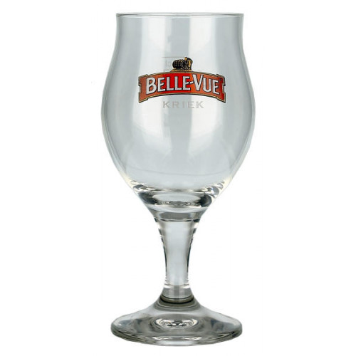 Belle Vue Kriek Tulip Glass