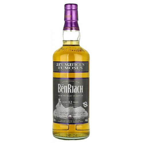 Benriach 12yo Dark Rum Finish