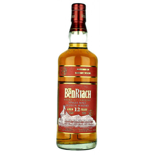 Benriach 12yo Sherry Wood
