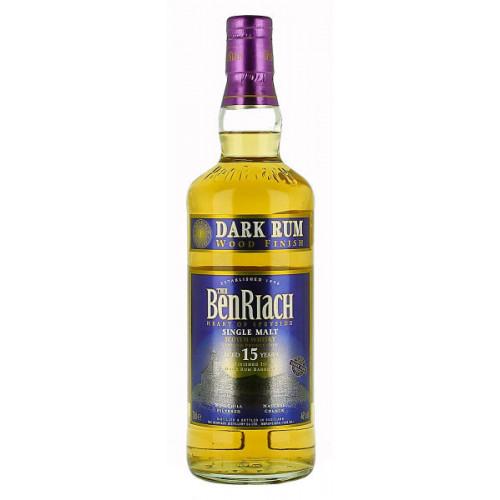 Benriach 15yo Dark Rum Finish