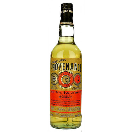 Benrinnes 12 Year Old 2007 Provenance (Douglas Laing)