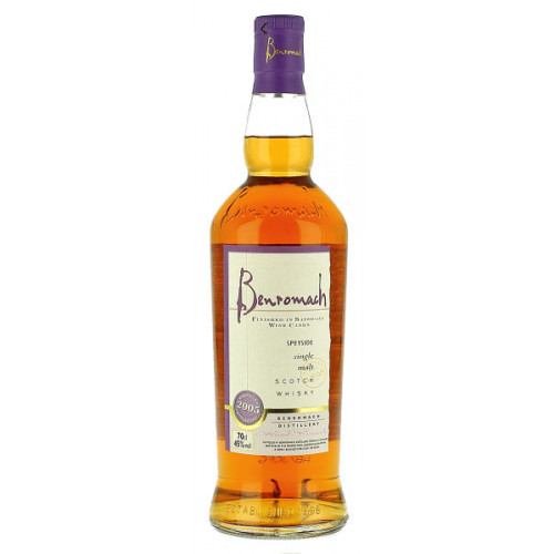 Benromach Sassicaia Wood Finish