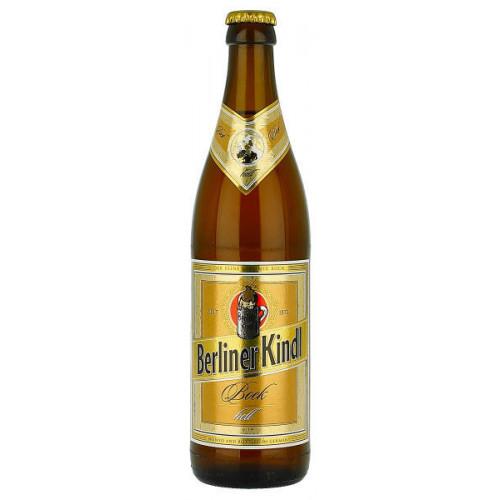 Berliner Kindl Bock Hell (B/B Date End 06/19)