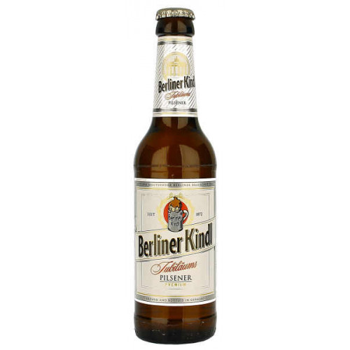 Berliner Kindl Jubilaums Pilsener 330ml