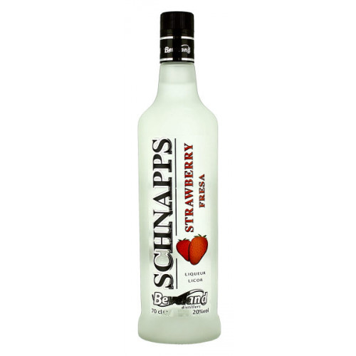 Beveland Strawberry Schnapps