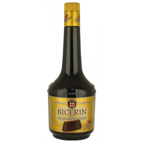 Bicerin Originale Di Gianduiotto Chocolate Liqueur