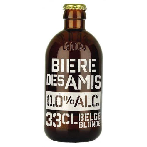 Biere Des Amis 0.0%