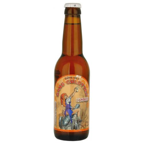 Biere des Sans Culottes LAmbree 330ml