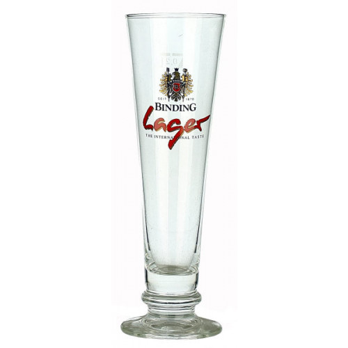 Binding Pokal Glass 0.2L