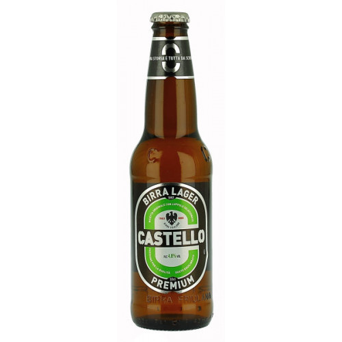 Birra Castello Premium Lager