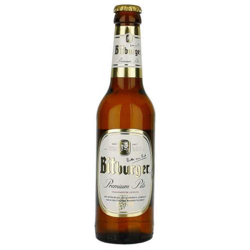 Bitburger Pils 330ml (Bottle)