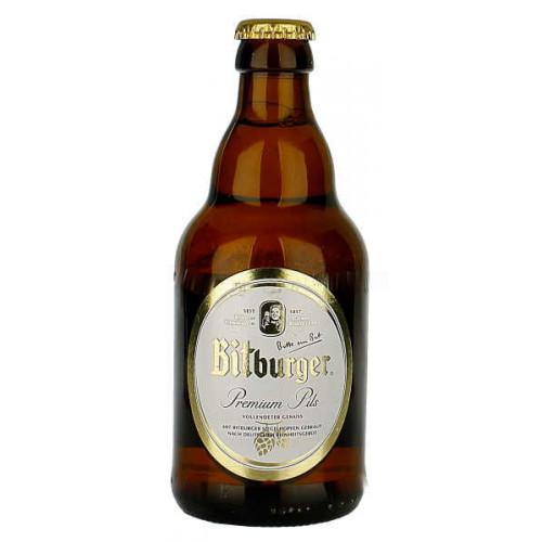 Bitburger Pils 330ml Stubby (Bottle)