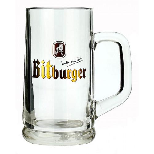 Bitburger Tankard 0.5L