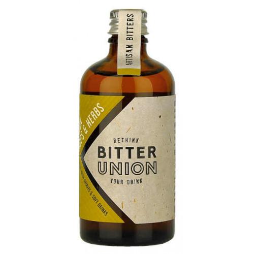 Bitter Union Lemon Hops and Herbs