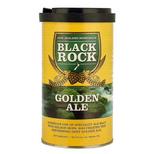 Black Rock Golden Ale Home Brew Kit
