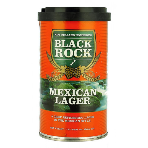 Black Rock Mexican Lager Home Brew Kit